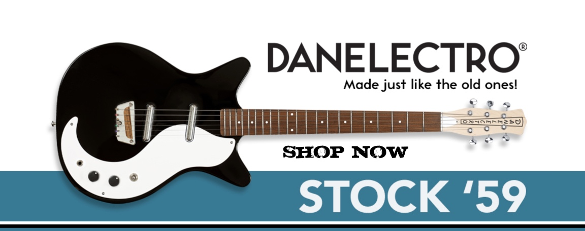 Danelectro Stock 59 Electric Guitar
