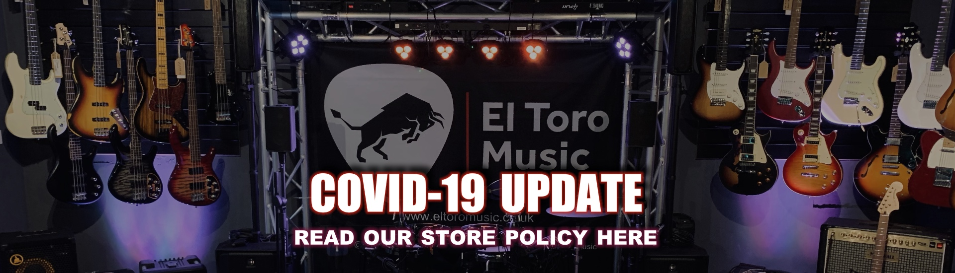 In Store Covid-19 Policy
