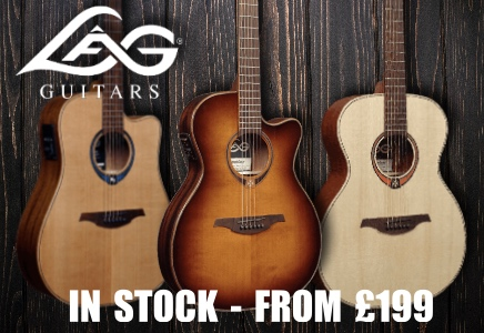 Lag Acoustic Guitars